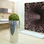 üç boyutlu banyo fayansları modelleri