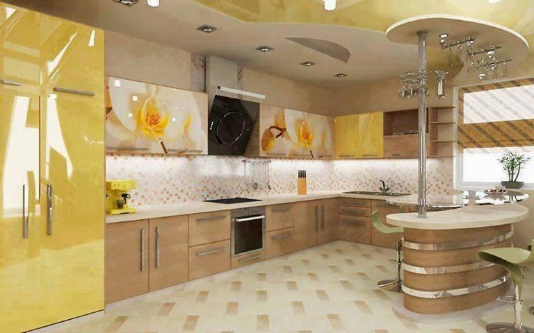 Köşe Mutfak Takımı Modelleri