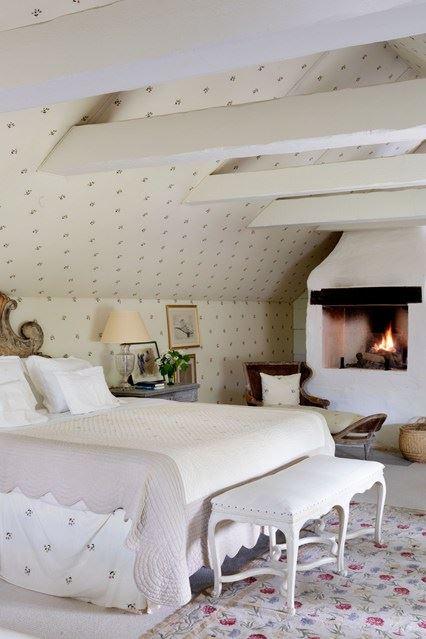 Lüks Yatak Odası Modeli