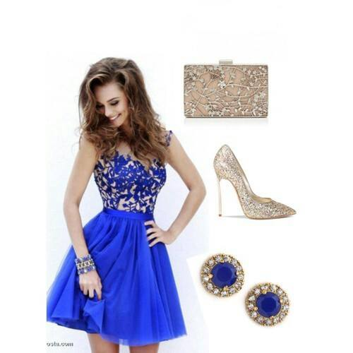 Kısa Mezuniyet Elbisesi Modelleri