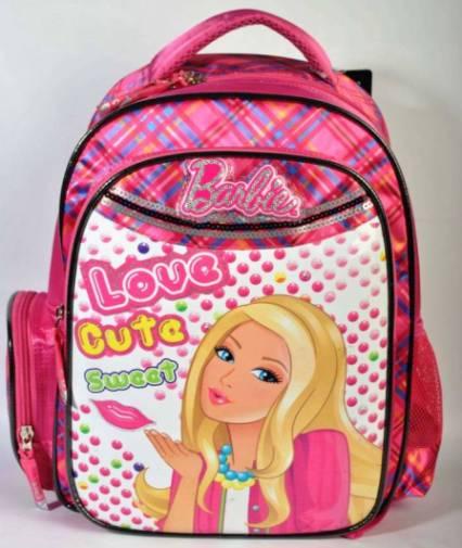 Barbie Kız Çocuk Okul Çantaları