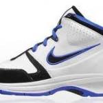 Beyaz bilekli mavi bacıklı Nike Erkek Spor Ayakkabı Modelleri