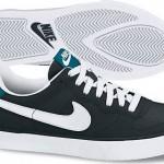 Beyaz nike logolu Siyah Nike Erkek Spor Ayakkabı Modelleri