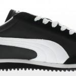 Siyah Tırtıklı Beyaz Bacıklı Nike Erkek Spor Ayakkabı Modelleri