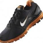 Siyah renkli Kahverengi Tabanlı Nike Erkek Spor Ayakkabı Modelleri