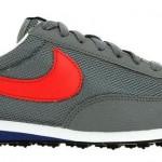 Turuncu Nike Logolu Gri Nike Erkek Spor Ayakkabı Modelleri
