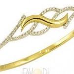 altın ile karışık atasay pırlanta bileklik modelleri