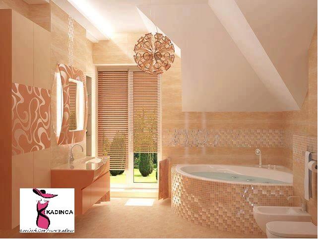 Modern Banyo Dekorasyonu Modelleri