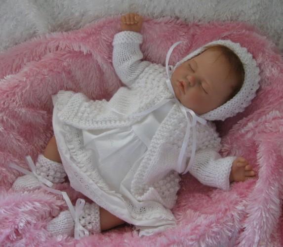 بچه بافندگی بچه بافندگی نوزاد مدل hirkasi سفید hirkasi