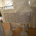 beyaz arabali bebek besik modelleri 150x150  Bebek Beşik Modelleri