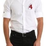 beyaz renkli düz us polo erkek gömlek modelleri 150x150 U.S Polo Erkek Gömlek Modelleri