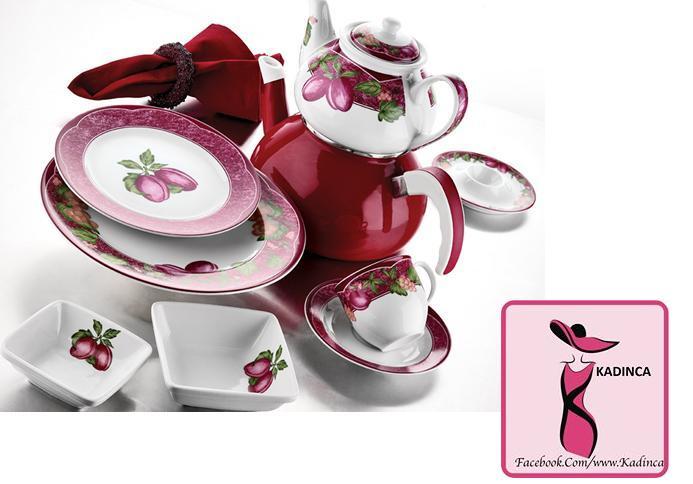 Kütahya Porselen Kahvaltılık Takımları Modelleri