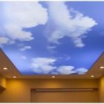 bulutlu asma tavan modelleri