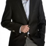 damat markalı siyah erkek ceket modeli