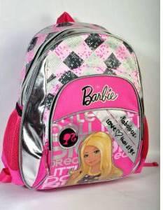 Barbie Kız Çocuk Okul Çantası Modelleri