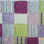 farklı motif ve renkli bebek battaniye modelleri