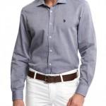 gri us polo erkek gömlek modelleri
