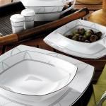 gri yaprak desenli karaca yemek takımları modelleri 150x150 Karaca Yemek Takımı Modelleri
