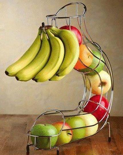 Dekoratif Meyve Sepeti Modelleri