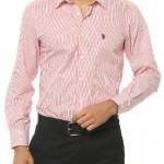 kırmızı ince çizgili us polo erkek gömlek modelleri 150x150 U.S Polo Erkek Gömlek Modelleri