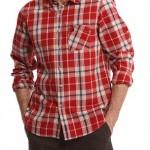 kırmızı lacivert büyük kareli us polo erkek gömlek modelleri 150x150 U.S Polo Erkek Gömlek Modelleri