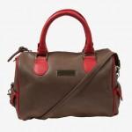 kahverengi kırmızı askılı lcw çanta modelleri