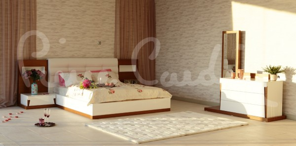 Pierre Cardin Yatak Odası Modelleri
