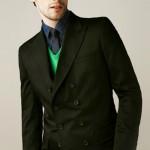 kruvaze zara erkek ceket modeli