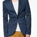 lacivert çift düğmeli erkek ceket modeli
