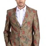 pebe güllü erkek ceket modeli