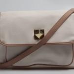 sade düz beyaz renkli lcw çanta modelleri