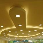 sarı boyalı asma tavan modelleri