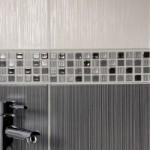 siyah gri kareli banyo fayansları modelleri