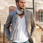 spor kesim cepli erkek ceket modeli