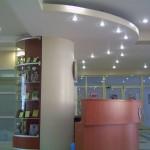 spot ışıklı asma tavan modelleri