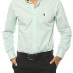 su yeşili us polo erkek gömlek modelleri 150x150 U.S Polo Erkek Gömlek Modelleri