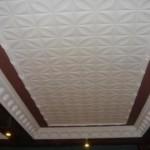 tıldız desenli asma tavan modelleri