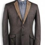 tween çift renkli erkek ceket modeli