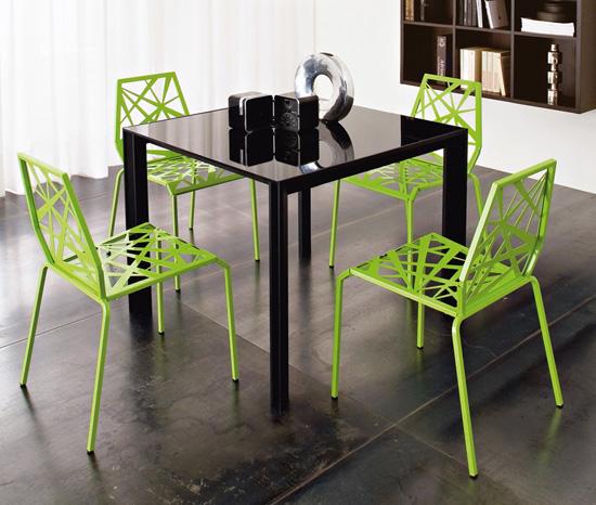 Bellona Renkli Mutfak Sandalye Tasarımları